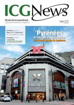 Portada Revista ICG News numero 22